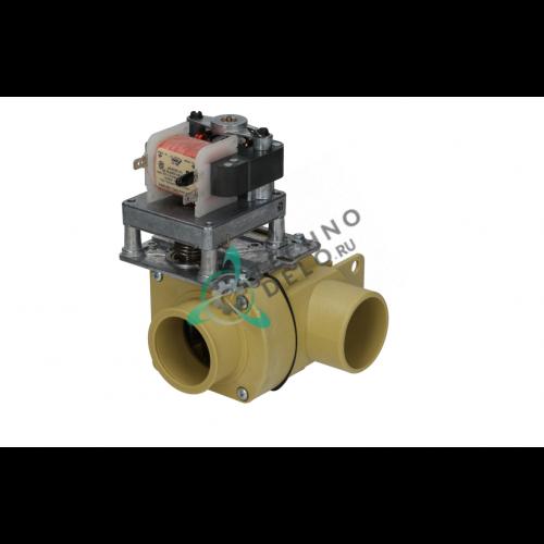 Клапан сливной 422090025600 для промышленной стиральной машины Grandimpianti, Ipso и др.