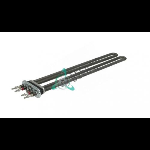 Тэн Irca 4000Вт 230В 1GEL5DV46001 для промышленной стиральной машины Grandimpianti, Whirlpool, Primus
