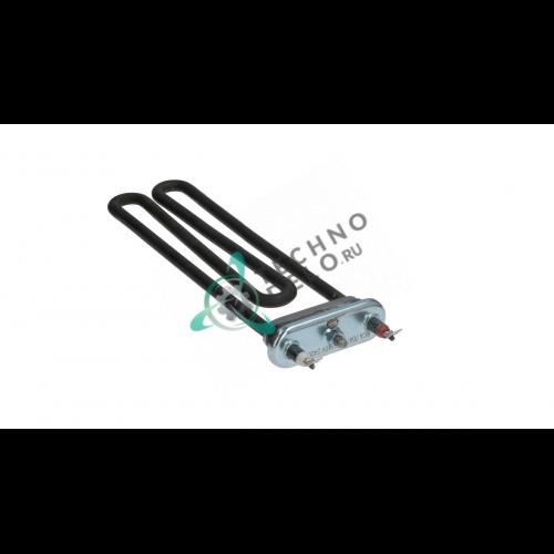 Тэн Irca 2400Вт 240В 1GEL5DQ06001 для промышленной стиральной машины Ipso, Eberhardt, Danube и др.