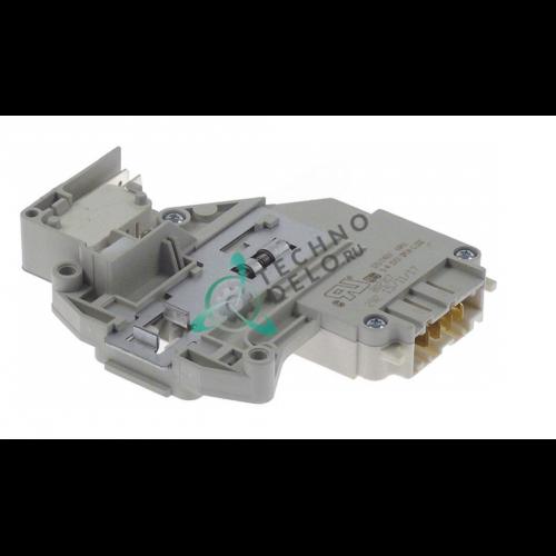 Замок электромагнитный BP P/5-R SAVDA80042 для пром. стиральной машины и центрифуги Danube, IPSO и др.