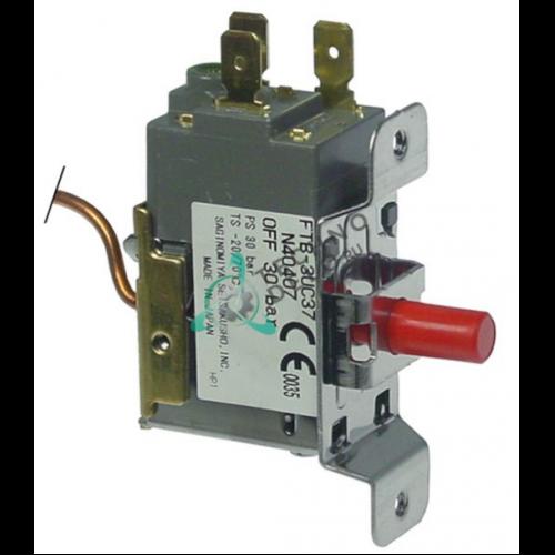 Прессостат (реле давления) FTB-3UC37 087803, 23342 льдогенератора Brema, Electrolux, NTF, Fagor и др.