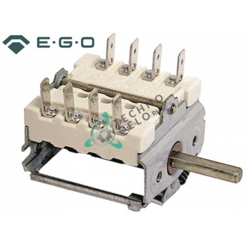 Пакетный переключатель EGO 49.41015.500 / 2 - положения включения