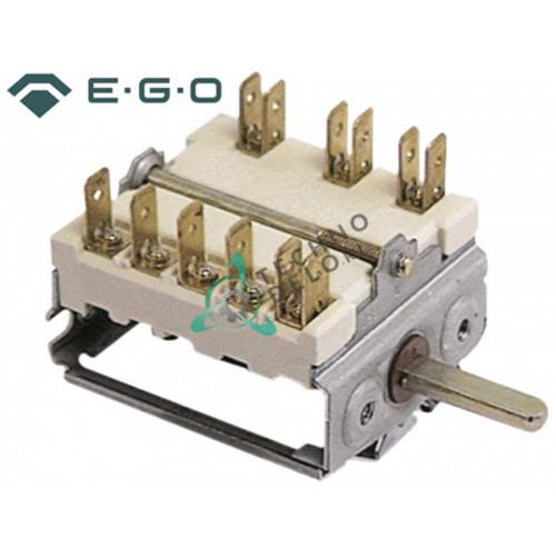 Переключатель EGO 49.27215.520, 004915 для Bertos, Tecnoinox, Zanussi и др.
