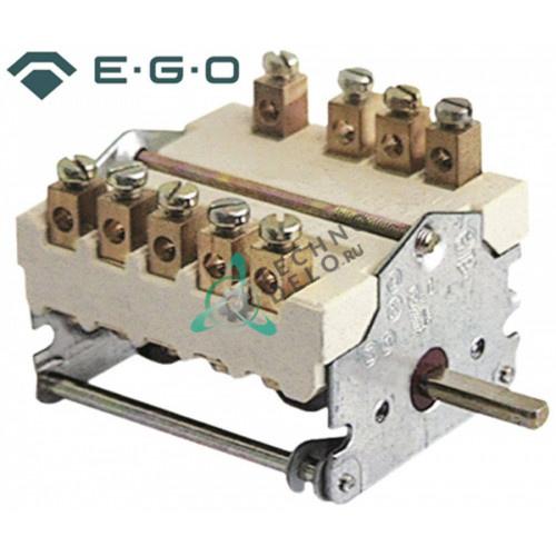 Пакетный переключатель EGO 43.27032.000 / 43.27232.000 для Electrolux, Zanussi, Tecnoinox и др.