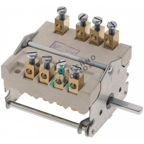 Пакетный переключатель EGO 43.41832.030 0-1 32А / универсальный