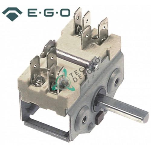 Переключатель EGO 49.21015.705 2NO для Electrolux, Gico, Giorik, Mareno и др.