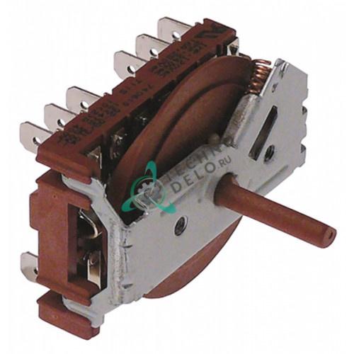 Кулачковый выключатель 232.300218 sP service