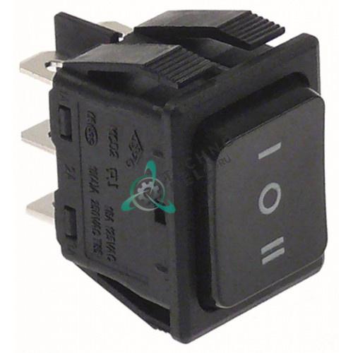 Выключатель балансирный 30x22мм 2NO/2NO 2006709 для Manitowoc и др.