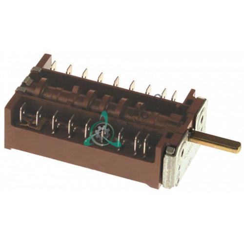 Кулачковый выключатель 232.301231 sP service
