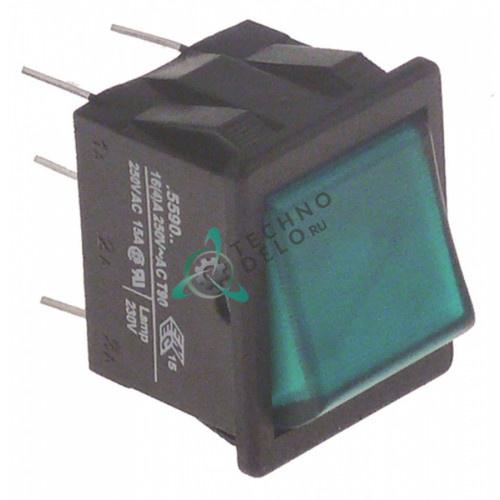 Балансирный выключатель 232.301253 sP service