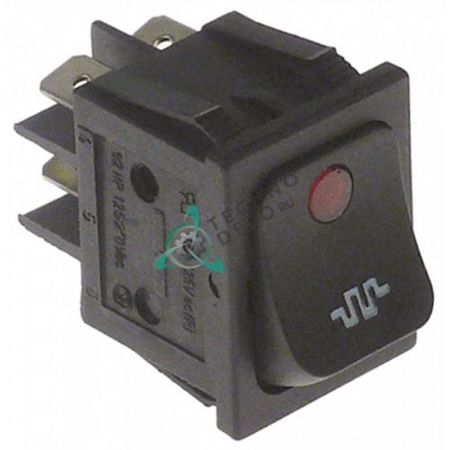 Выключатель кнопка 869.301268 universal parts equipment