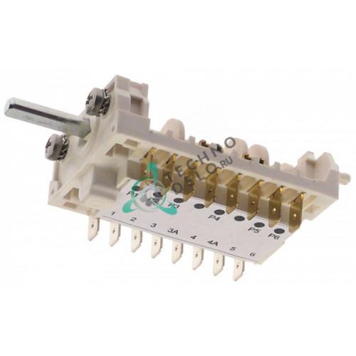 Кулачковый выключатель 232.301297 sP service