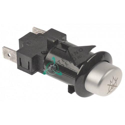 Выключатель ø 20.6x16.4mm 250V 16A KVE0106A VE0106A0