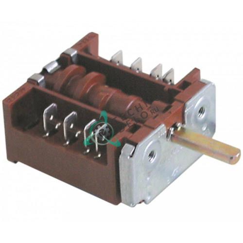Кулачковый выключатель 232.301715 sP service