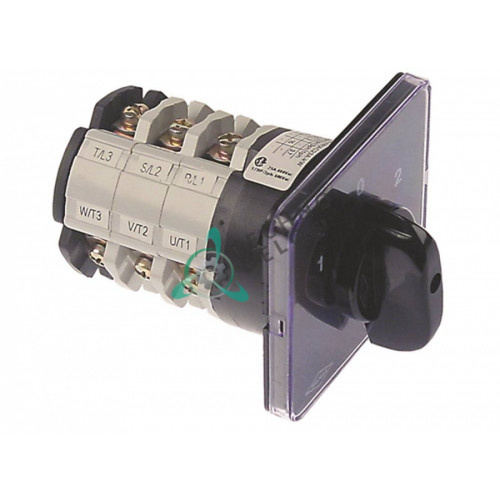 Переключатель Bremas CA0250007V ось 5x5x23мм 91310061 для Cuppone MAX12/35X, MAX18/35X и др.