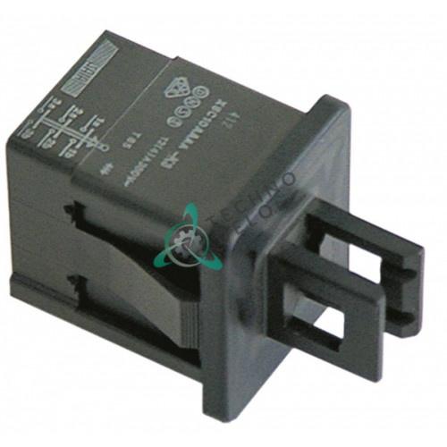 Концевой выключатель 250V 12A 00283 для фритюрниц Tecnoinox FR35/70E, Electrolux, Fri-Fri и др