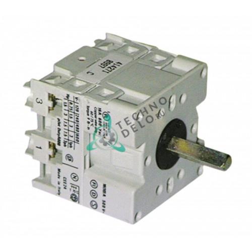 Выключатель Breter 16A 2 полюса ELF100102, 25100102 для Elframo, Komel и др.