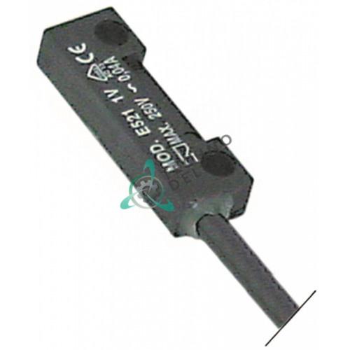 Выключатель электромагнит 40x13мм 1NO 250В 120356 для Comenda BHC25/BHC30E и др.
