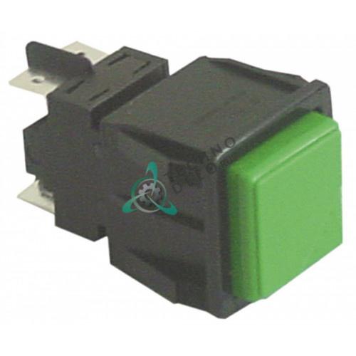 Кнопка 250В/16А 500017800, 80001955 для посудомоечной машины Mach MB, MLP, MS и др.