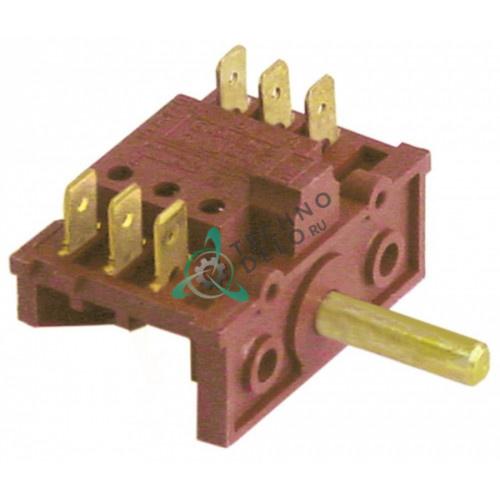 Кулачковый выключатель 232.345687 sP service