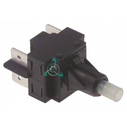 Кнопка переключения 2NO 250V 16A для Angelo-Po, Dihr, Electrolux, Unox и др.