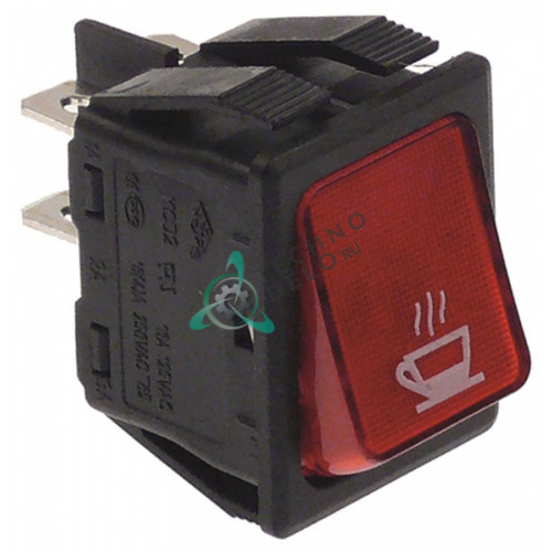 Выключатель кнопка 869.346049 universal parts equipment