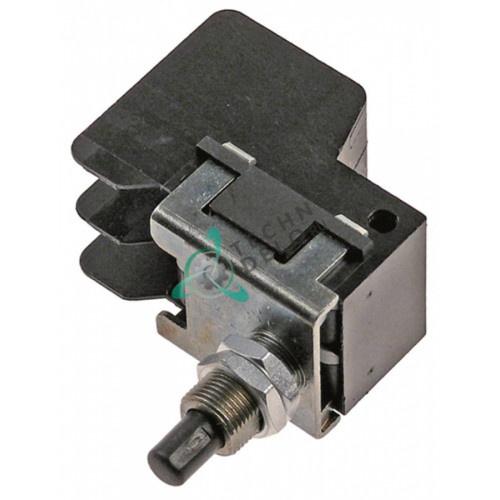 Концевой выключатель-микрик M10x0,75 250В 6А / универсальный