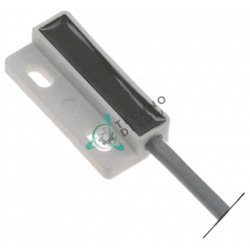 Выключатель электромагнитный 1NO 250В 0,5А 50Вт 32x15мм провод L-1750мм 40.00.454 печи Rational CM101 и др.