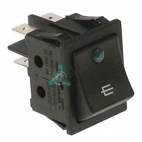 Выключатель кнопка 869.346981 universal parts equipment