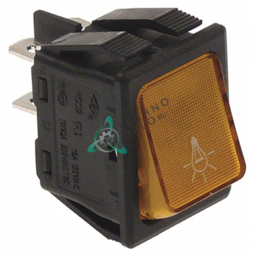 Выключатель кнопка 869.347019 universal parts equipment