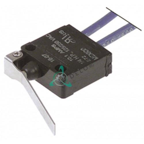 Микровыключатель 250В 10А 1NO 0900460 для вакуумного упаковщика Henkelman