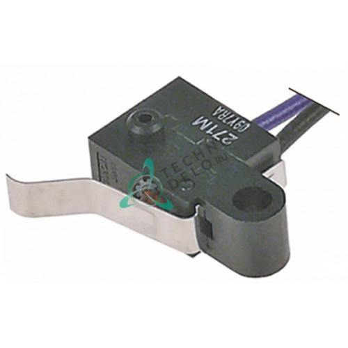 Микровыключатель D2FW-G 271M 1NO 0900465 вакуумного упаковщика Henkelman