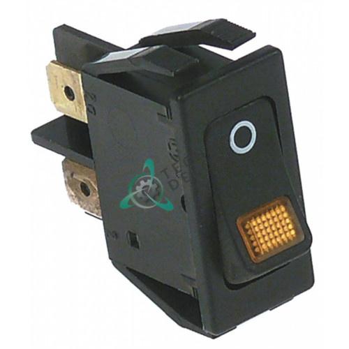Выключатель 0220010 2NO 250В 16А вакуумного упаковщика Henkelman Jumbo Plus/Mini Jumbo