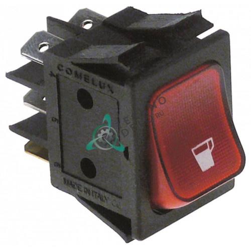 Выключатель кнопка 869.347252 universal parts equipment