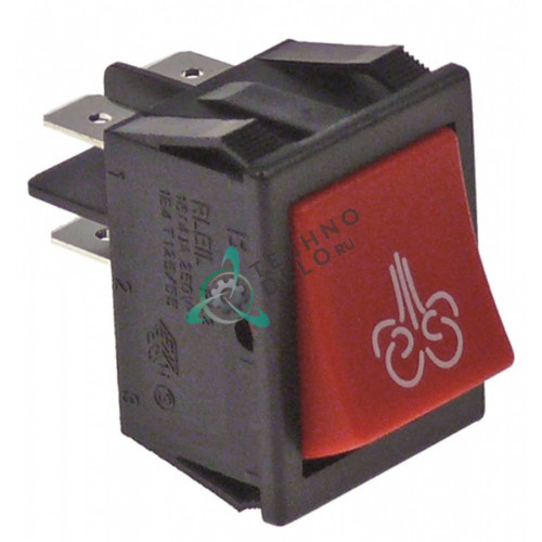 Выключатель кнопка 869.347318 universal parts equipment