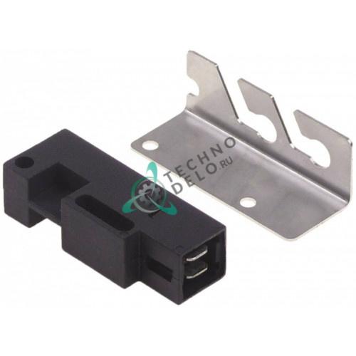 Выключатель электромагнитный (концевик) 1NO 250V посудомоечной машины Electrolux