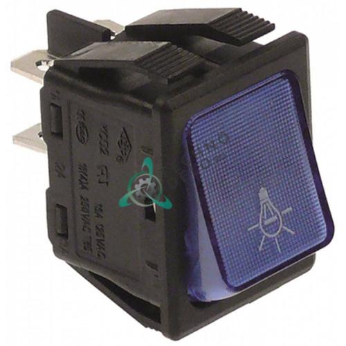 Выключатель кнопка 869.347505 universal parts equipment