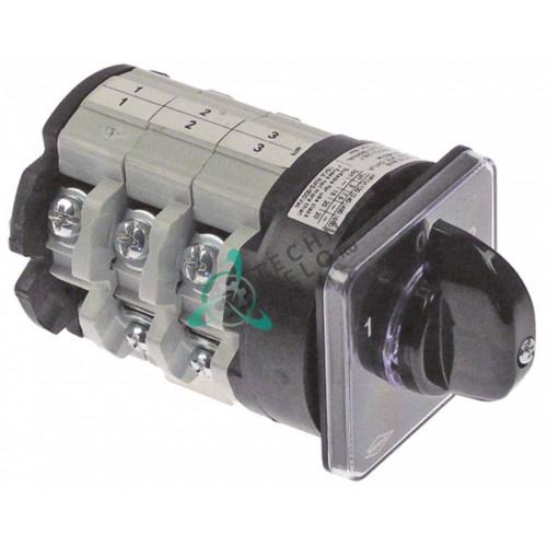 Переключатель Bremas серия A4000 0-1-2 690В 40A ось 5x5мм для La-Scala CARMEN и др.