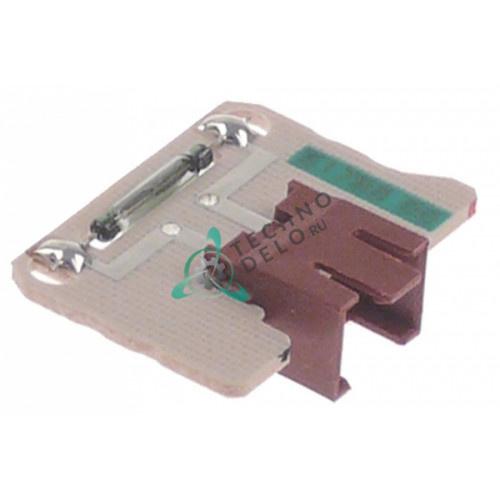 Выключатель (12В 0,07А 1NO 32x24мм) 83000408 проф. посудомоечной машины Winterhalter GS202, GS215 и др.