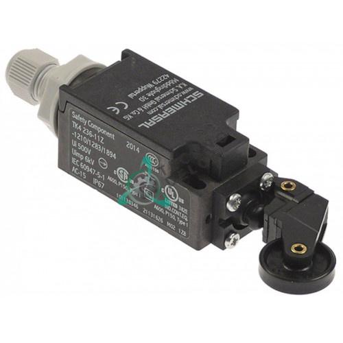Выключатель концевой SCHMERSAL TK4-236 11Z (код 3124104, 3124216, 80003235) для оборудования  Winterhalter и др.