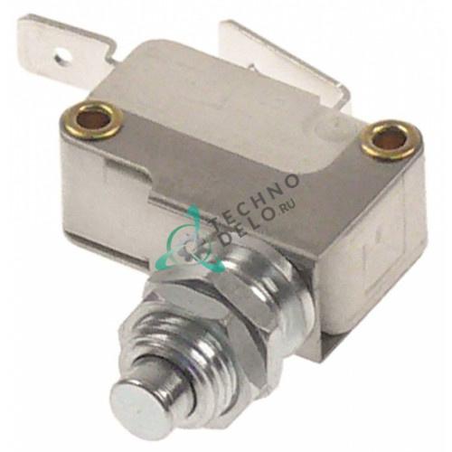 Микровключатель (1NO 250В 16А) GDF1104 / GDF1108 для оборудования Horeca-Select, Hualing, Makro и др.