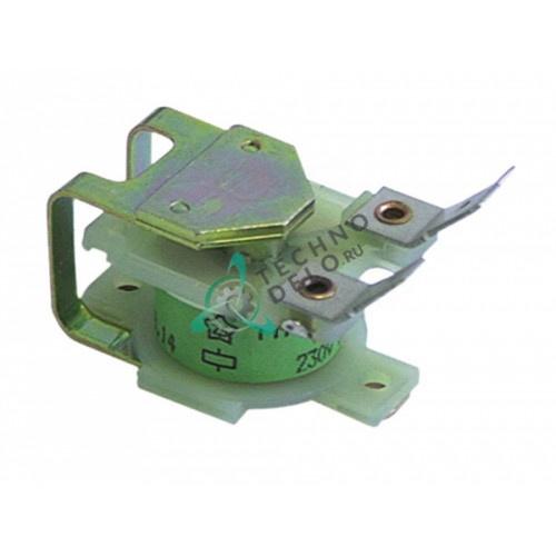 Зуммер 230VAC M4 62дБ 091472 E0225 091472 для печи Eloma, Falcon, Palux и др.