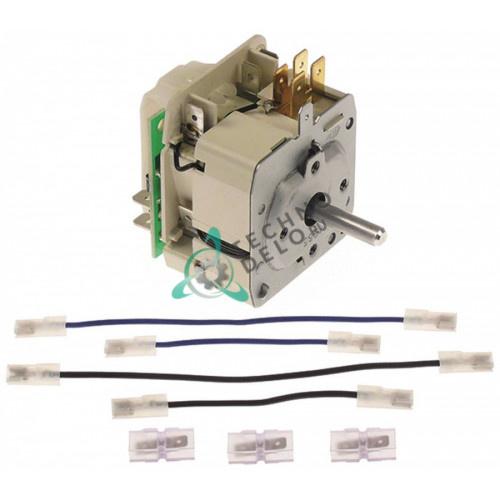 Таймер MS65 120 минут 1CO/1NO ось 6x4,6x23мм 176150 / RIC0004523 печи Dexion, Hobart, MBM и др.