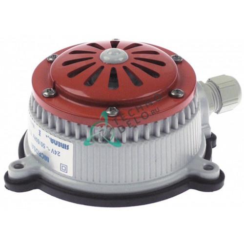 Сигнализатор зуммер 24VAC ø105мм H63,5мм 95дБ для Comenda LAV1000/NE02/NE3001 и др.