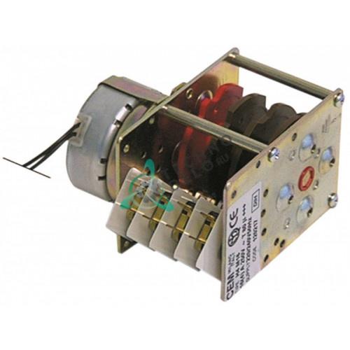 Таймер программатор CEM HH4M16 180 секунд 230В 120217 32V7300 для Comenda, Angelo Po и др.