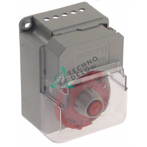 Реле времени Bigatti SB1.81 3-90 мин. 230V оттаивания для холодильного оборудования