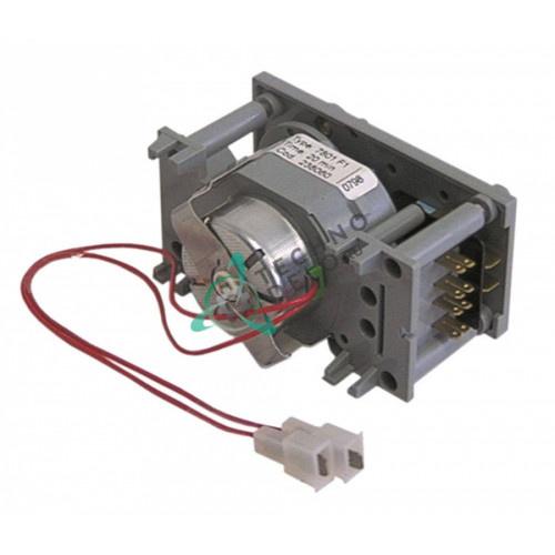 Таймер CDC 7801F1/360132 20 минут 238060 для Colged, Elettrobar, Eurotec и др.