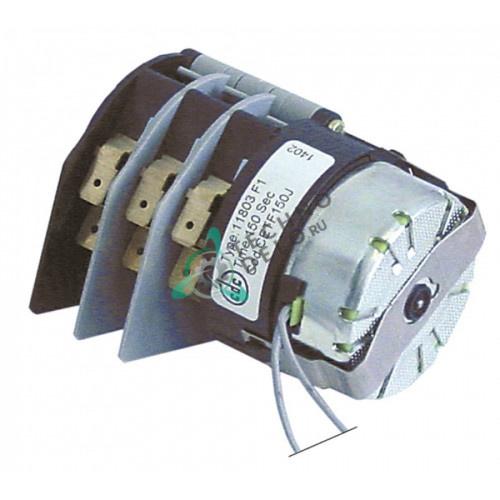 Таймер-программатор CDC 11803 150 секунд 3 камеры CETF150J посудомоечной машины Omniwash