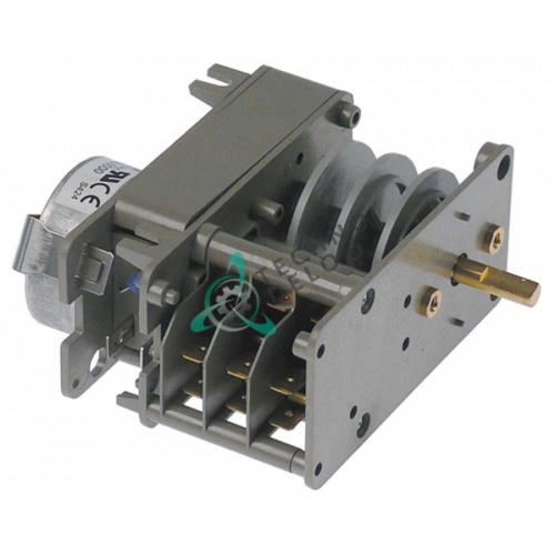 Таймер программатор Fiber P265J03H650 (тип мотора M61B40L6400) CETR24B для посудомоечной машины