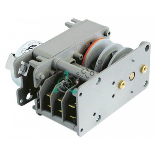 Таймер-программатор CDC 7803F1/907173 20 минут 230В 3 камеры мотор M37RN 907173 842129 для Silanos, Teikos и др.